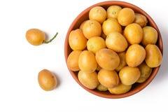 Fresh wampee fruit Stock Photo
