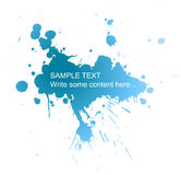 Fresh wash background. Fresh wash with place for your text Royalty Free Stock Photography