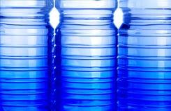 Fresh water bottles Royalty Free Stock Image
