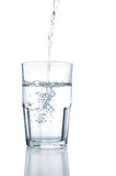 Fresh Water (clipping path) Stock Images