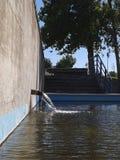 Fresh Water. Freshe Fontain Water Stock Photos