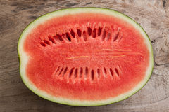 Fresh water melons Stock Image