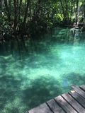 Fresh water. Merida yucatan Mexico Stock Image
