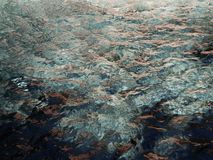 Fresh water moving with sunlight reflection, background and texture. Fresh water moving sunlight reflection background texture freshwater pond abstract river royalty free stock image
