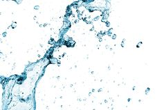 Fresh Water Splash Royalty Free Stock Images