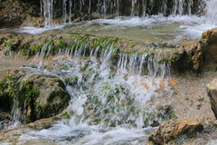 Fresh water in a stream. Stock Photography