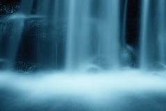 Fresh Waterfall Stock Images