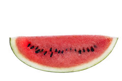 Fresh watermelon isolated Royalty Free Stock Image