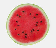 Fresh watermelon. Isolated on white background Stock Photo