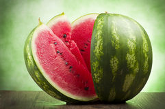 Fresh watermelon Royalty Free Stock Photo