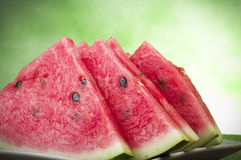 Fresh watermelon Royalty Free Stock Photos