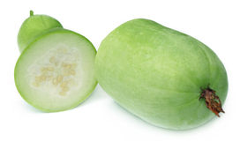 Fresh wax gourd Stock Photo