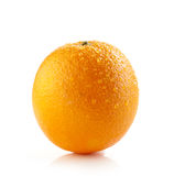 Fresh wet orange Stock Photo