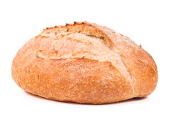 Fresh wheat bread Stock Photos