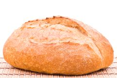 Fresh wheat bread Stock Photography