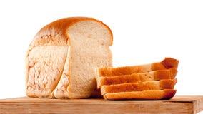 Fresh wheat bread Stock Photography