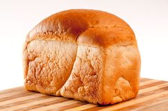 Fresh wheat bread Royalty Free Stock Images