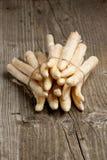 Fresh white asparagus Royalty Free Stock Image