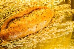Fresh white bread Royalty Free Stock Photos