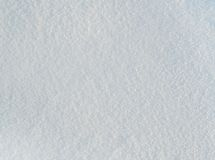 Fresh white snow background Royalty Free Stock Photography