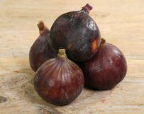 Fresh whole figs Stock Photo