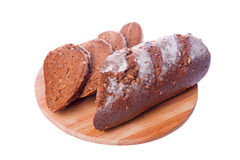 Fresh whole grain bread Royalty Free Stock Photography