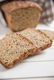 Fresh Whole Grain Bread Stock Photo