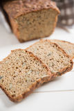 Fresh Whole Grain Bread Stock Images