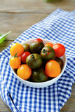 Fresh whole tomatoes Royalty Free Stock Image