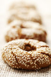 Fresh wholegrain bread Royalty Free Stock Image