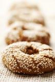 Fresh wholegrain bread royalty free stock image