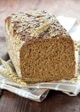 Fresh wholemeal bread Stock Images