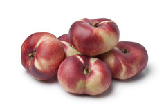 Fresh wild nectarines Royalty Free Stock Photos