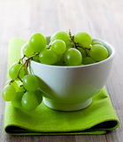 Fresh wine grapes Stock Photos