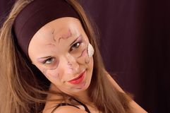 Fresh Woman Portrait Stock Photo