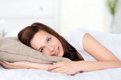 Fresh woman Stock Images