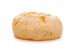 Fresh yeast dough Royalty Free Stock Photography
