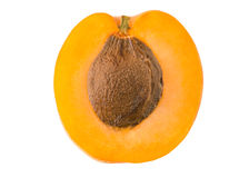 Fresh Yellow Apricot Royalty Free Stock Image