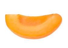 Fresh Yellow Apricot Stock Image