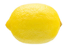 Fresh Yellow Lemon Royalty Free Stock Image