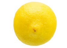 Fresh Yellow Lemon Royalty Free Stock Images
