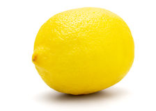 Fresh Yellow Lemon Stock Images