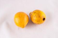 Fresh Yellow Ripe Maracuya Royalty Free Stock Photography