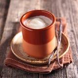 Fresh yogurt Royalty Free Stock Photo