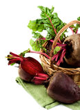 Fresh Young Beet Royalty Free Stock Photo