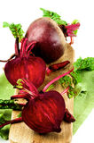 Fresh Young Beet Royalty Free Stock Image