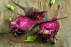Fresh young beets Stock Photo