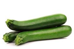 Fresh zucchini's Royalty Free Stock Photos