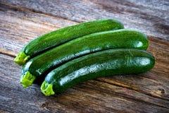 Fresh zucchini Royalty Free Stock Photography