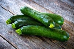 Fresh zucchini Stock Image